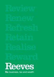Download Reeves Corporate Brochure