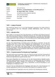 TOP 1 - ILE | Region Lahn-Taunus