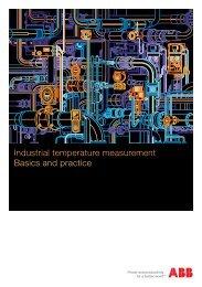 ABB Industrial temperature measurement - handbook