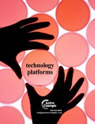 technology platforms - Iron Horse Advertising and Marketing ...