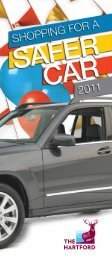 Safe Car Buying and Auto Safety Guide - The Hartford - universal life ...