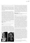 Kunst und Bologna – eine Liaison dangereuse - Zürcher ... - Seite 7