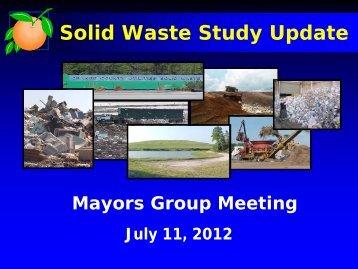 July 11, 2012 - Orange County