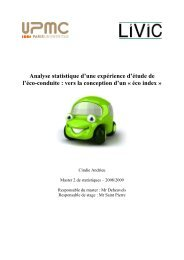 Chapitre I - Pages perso - LCPC