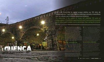 Este 3 de noviembre la capital azuaya celebra sus ... - Abordo.com.ec