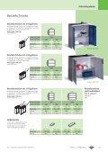 Werkzeug- und Materialschränke - Seite 4