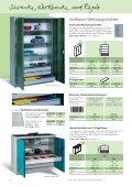 Werkzeug- und Materialschränke - Seite 7