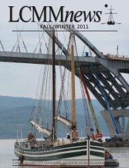 FALL/WINTER 2011 - Lake Champlain Maritime Museum