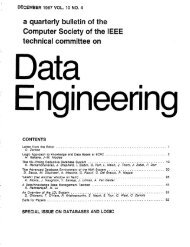 technical committee on - IEEE Computer Society