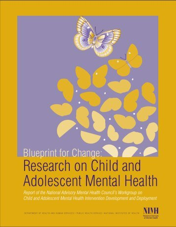 Research on Child and Adolescent Mental Health