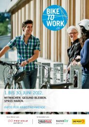1. BIS 30. JUNI 2012. - Bike to work