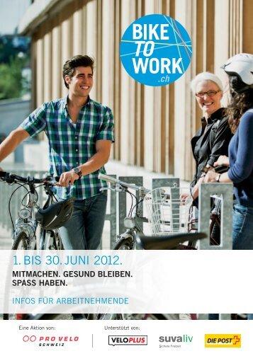 1. BIS 30. JUNI 2012. - Bike to work