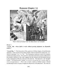 Romans 14-16.pdf - Our Savior Lutheran Church