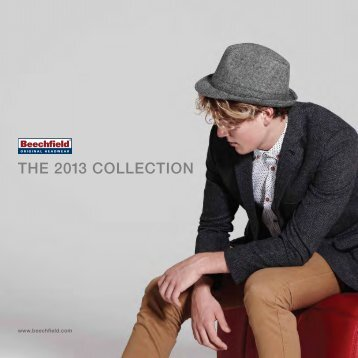 THE 2013 COLLECTION - Beechfield