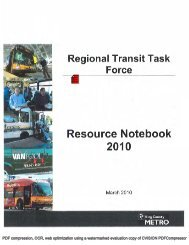 Regional Transit Task Force Notebook of 4-10-10 - Global Telematics