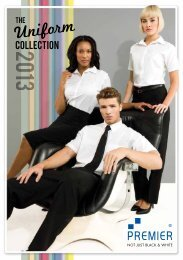 Premier Uniform - Prestige Leisure