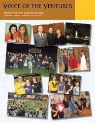 Fall 2012 - Bishop Foley Catholic High School