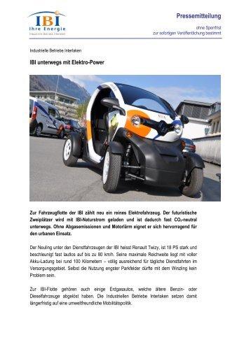 24. April 2013 / PDF - Industrielle Betriebe Interlaken