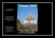 Kalender – 2010 - Headlinedesign