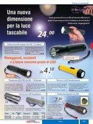 Una nuova dimensione per la luce tascabile - Futura Elettronica