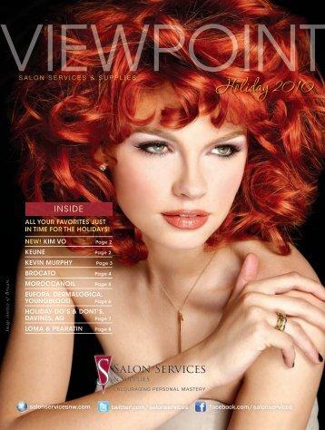 Holiday 2010 - Salon Services & Supplies