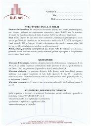 STRUTTURE IN C.A. E SOLAI MURATURE - NuoveCostruzioni.it