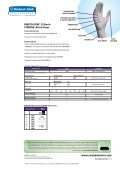 KIMTECH PURE* G3 Sterile STERLING* Nitrile Gloves - Page 3