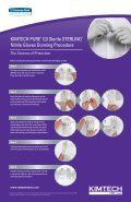 KIMTECH PURE* G3 Sterile STERLING* Nitrile Gloves - Page 4