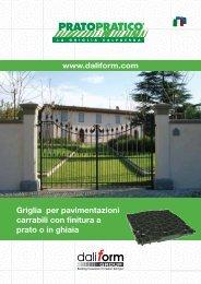 Cataloghi - DALIFORM GROUP SRL