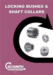 locking bushes & shaft collars locking bushes & shaft collars