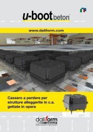 u-bout beton® - Azienda in fiera