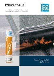 EXPANDRIT®-PLUS - Icopal GmbH