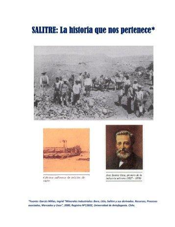 SALITRE - Universidad de Antofagasta