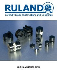 OLDHAM cOupLings - Industrial and Bearing Supplies