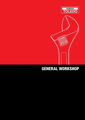 GENERAL WORKSHOP - Industrial and Bearing Supplies