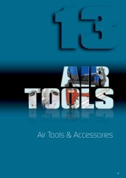 Air Tools & Accessories - Industrial and Bearing Supplies
