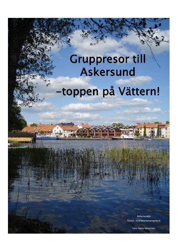 Gruppresor 2010.pdf - Askersunds kommun