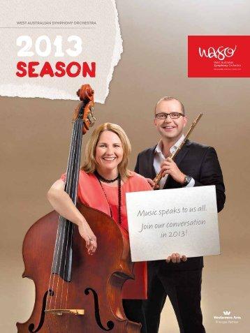 download it as a PDF - West Australian Symphony Orchestra