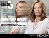 New Time Reset - Redken Professional Site
