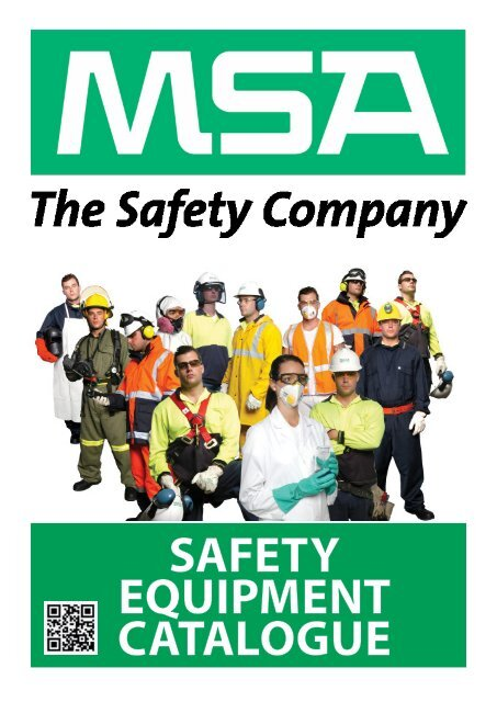 MSA Safety Equipment Catalogue - Industrial and Bearing Supplies