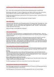 Ab 2014 sind E-Rechnungen für alle Lieferanten des ... - Steiermark