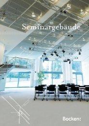 Seminargebäude - Bocken