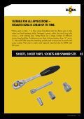 sockets, socket parts, sockets and spanner sets - Industrial and ... - Page 2