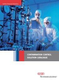 Contamination Control solution CataloGuE - DuPont