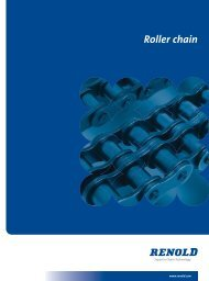 Roller Chain catalogue