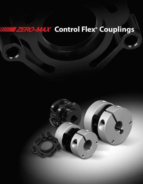 NEW ZERO MAX SERVO MOTOR CONTROL FLEX COUPLING C031P