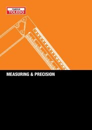 MEASURING & PRECISION - Industrial and Bearing Supplies