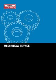 MECHANICAL SERVICE - Industrial and Bearing Supplies