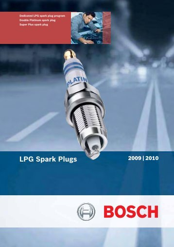LPG Spark Plugs - Industrial and Bearing Supplies