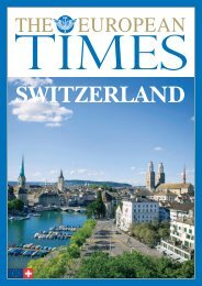 Download Switzerland Report - The European Times